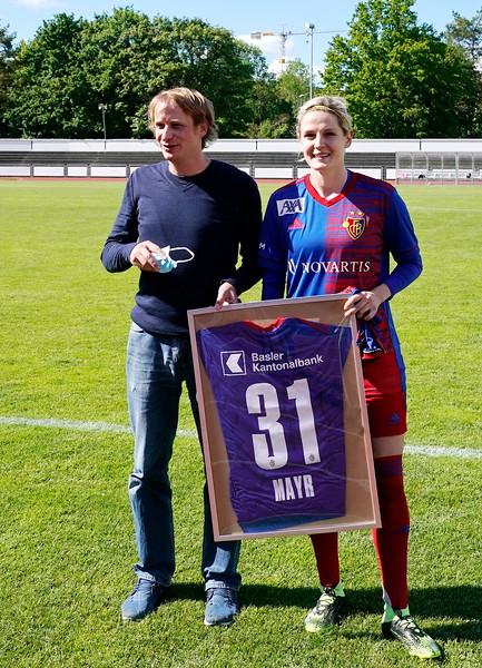 FC Basel 1893 Frauen -  FC Lugano Femminile  © Klaus Brodhage (7)