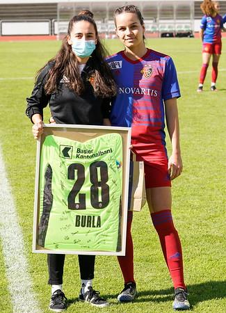 FC Basel 1893 Frauen -  FC Lugano Femminile  © Klaus Brodhage (14)