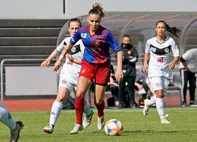 FC Basel 1893 Frauen -  FC Lugano Femminile  © Klaus Brodhage (18)