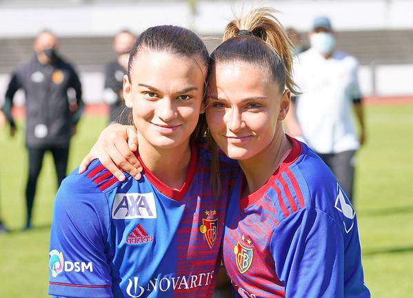 FC Basel 1893 Frauen -  FC Lugano Femminile  © Klaus Brodhage (12)