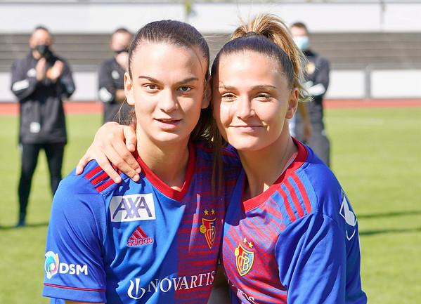 FC Basel 1893 Frauen -  FC Lugano Femminile  © Klaus Brodhage (11)