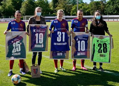 FC Basel 1893 Frauen -  FC Lugano Femminile  © Klaus Brodhage (17)
