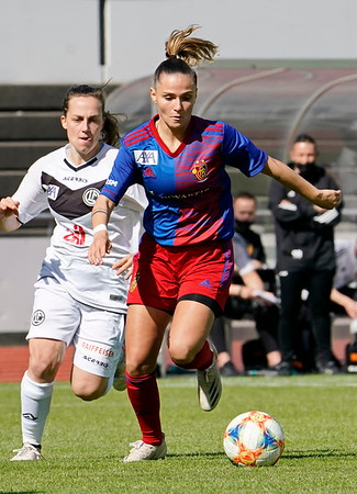 FC Basel 1893 Frauen -  FC Lugano Femminile  © Klaus Brodhage (19)