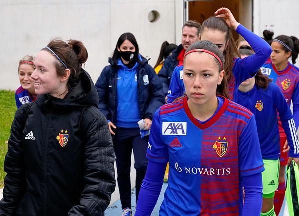 FC Basel1893 Frauen - Luzern © Klaus Brodhage  (1)