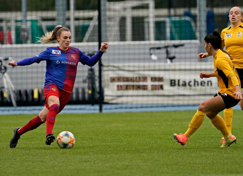 FC Basel1893 Frauen - Luzern © Klaus Brodhage  (10)