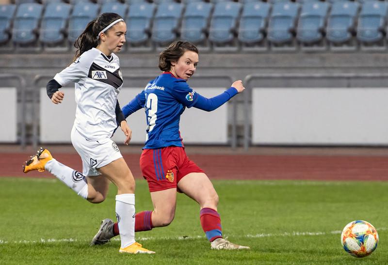 FCBasel 1893 Frauen - Lugano © Klaus Brodhage (3)