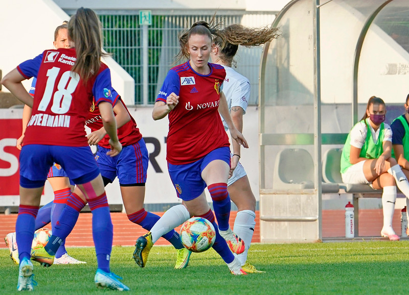 FCBasel 1893 Frauen - Servette © Klaus Brodhage (17)