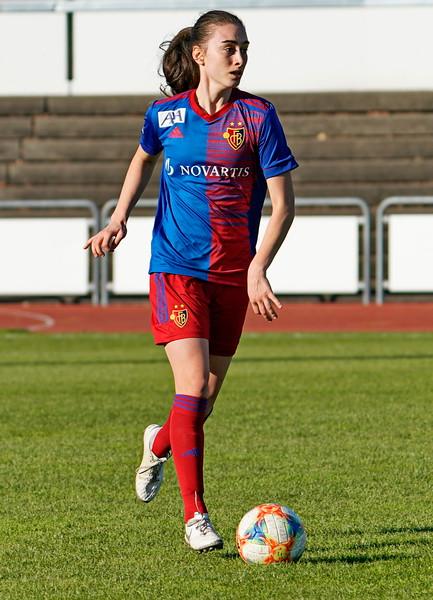 FC Basel1893 Frauen - Young Boys (20) © Klaus Brodhage