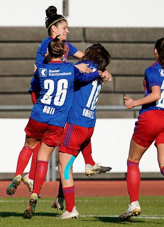 FC Basel1893 Frauen - Young Boys (5) © Klaus Brodhage