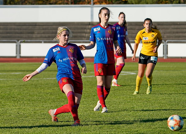 FC Basel1893 Frauen - Young Boys (23) © Klaus Brodhage