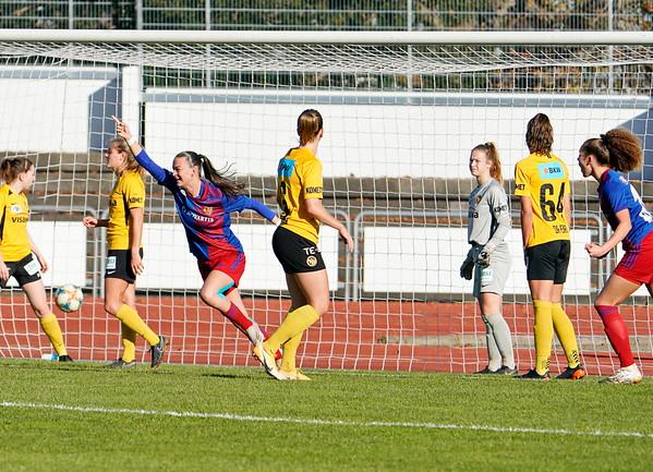 FC Basel1893 Frauen - Young Boys (4) © Klaus Brodhage