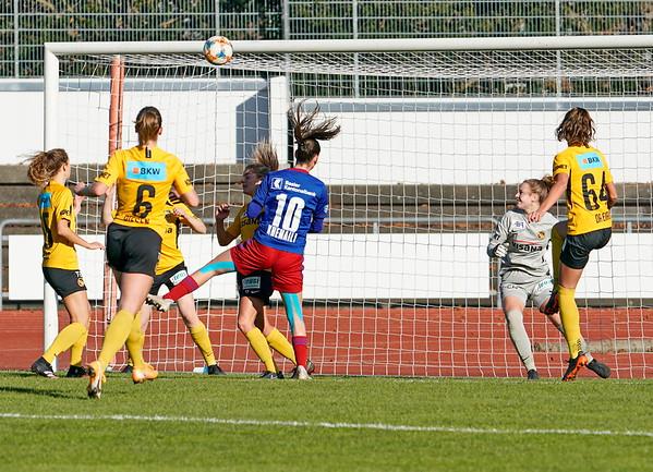 FC Basel1893 Frauen - Young Boys (3) © Klaus Brodhage