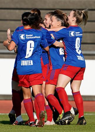 FC Basel1893 Frauen - Young Boys (6) © Klaus Brodhage
