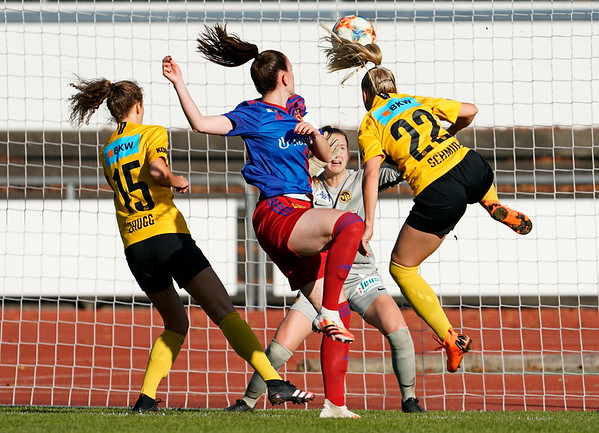 FC Basel1893 Frauen - Young Boys (10) © Klaus Brodhage