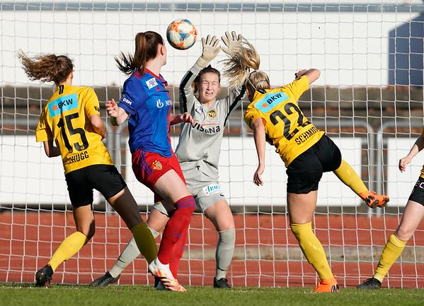 FC Basel1893 Frauen - Young Boys (12) © Klaus Brodhage