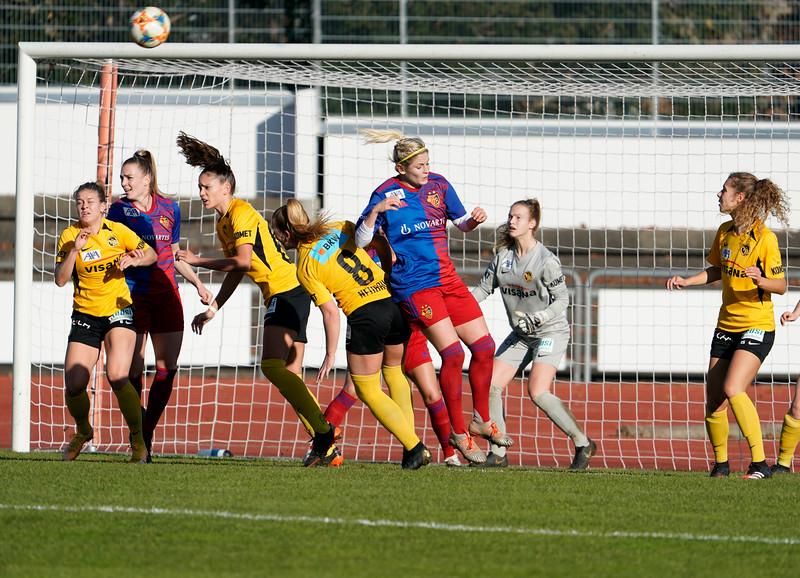 FC Basel1893 Frauen - Young Boys (18) © Klaus Brodhage