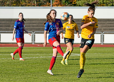FC Basel1893 Frauen - Young Boys (22) © Klaus Brodhage