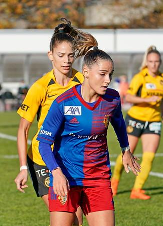 FC Basel1893 Frauen - Young Boys (24) © Klaus Brodhage