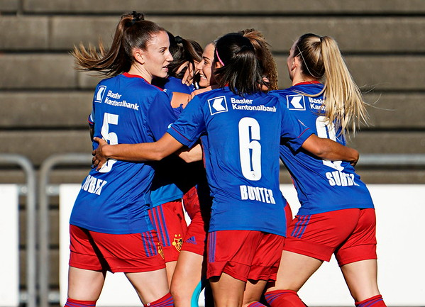 FC Basel1893 Frauen - Young Boys (7) © Klaus Brodhage