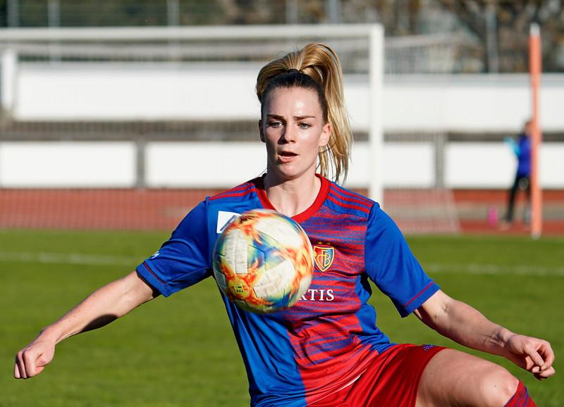 FC Basel1893 Frauen - Young Boys (21) © Klaus Brodhage