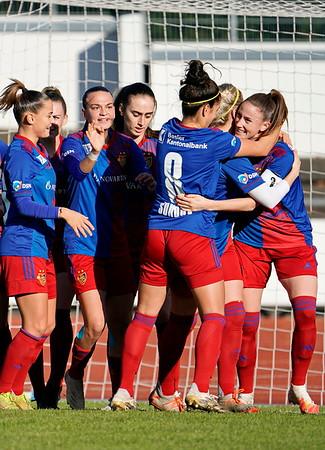 FC Basel1893 Frauen - Young Boys (14) © Klaus Brodhage