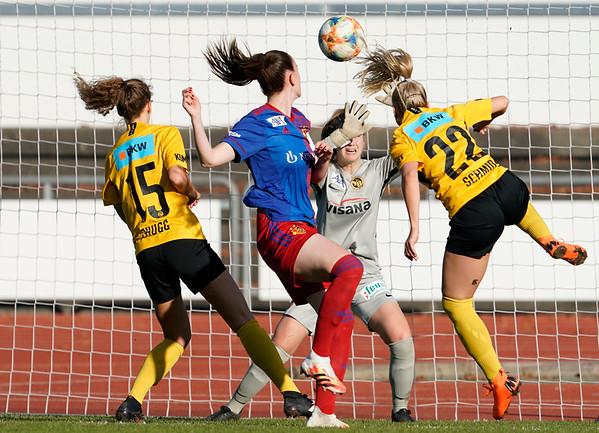 FC Basel1893 Frauen - Young Boys (11) © Klaus Brodhage