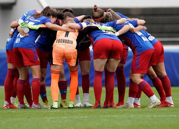 FC Basel 1893 Frauen -  Yverdon Feminin © Klaus Brodhage (20)