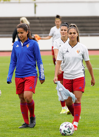 FC Basel 1893 Frauen -  Yverdon Feminin © Klaus Brodhage (2)