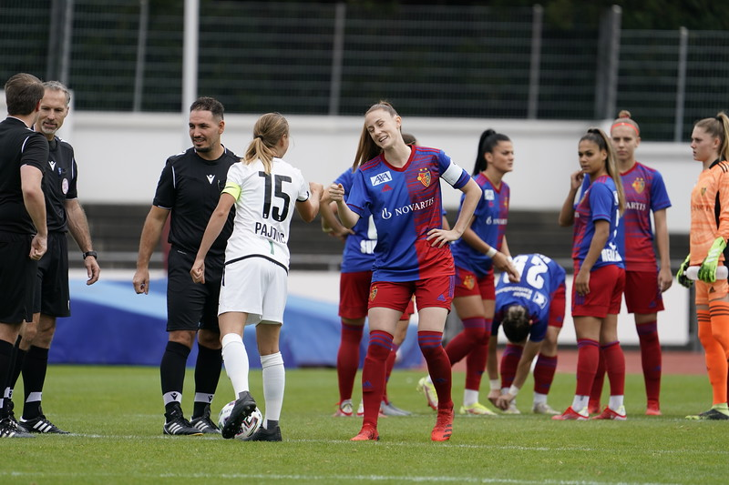 FC Basel 1893 Frauen -  Yverdon Feminin © Klaus Brodhage (19)
