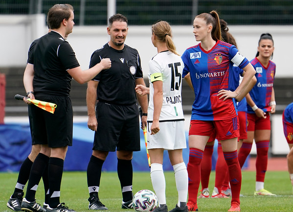FC Basel 1893 Frauen -  Yverdon Feminin © Klaus Brodhage (18)