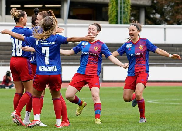 FC Basel 1893 Frauen -  Yverdon Feminin © Klaus Brodhage (21)