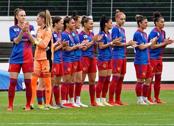 FC Basel 1893 Frauen -  Yverdon Feminin © Klaus Brodhage (17)