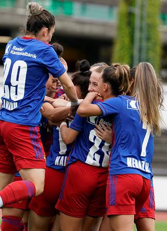 FC Basel 1893 Frauen -  Yverdon Feminin © Klaus Brodhage (23)
