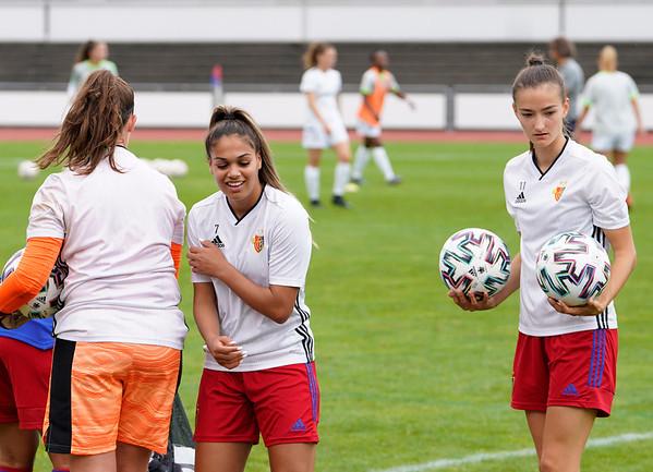 FC Basel 1893 Frauen -  Yverdon Feminin © Klaus Brodhage (5)