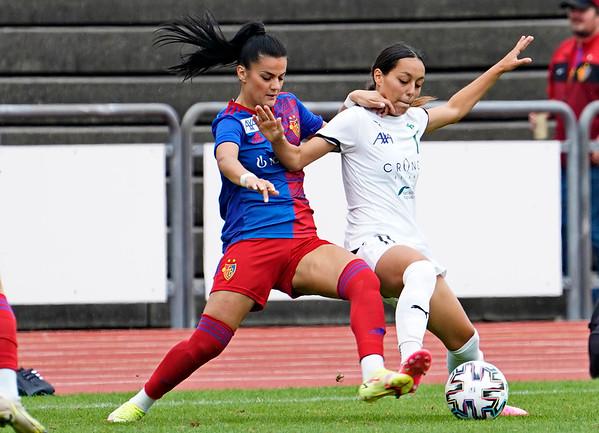 FC Basel 1893 Frauen -  Yverdon Feminin © Klaus Brodhage (25)