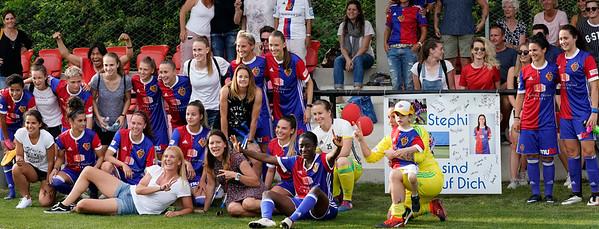 Team FC Basel 1893 Frauen  Saison 12017/18