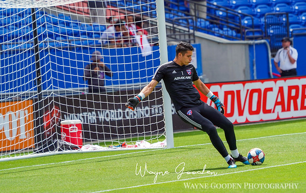 Jesse Gonzalez | FC Dallas photo by Wayne Gooden