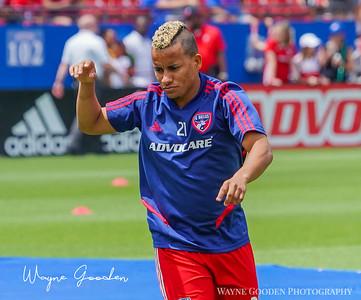Michael Barrios | FC Dallas photo by Wayne Gooden