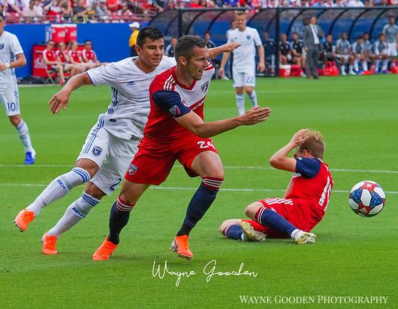 Paxton Pomykal | Matt Hedges | FC Dallas - Photo by Wayne Gooden
