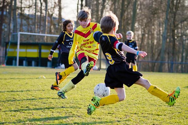 05/03/2014: U7 Elite Sporting Lokeren - U7-U9 KFC Edeboys