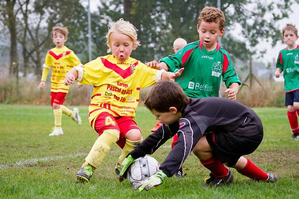 05/10/2013: FC Edeboys - Wetteren Kwatrecht