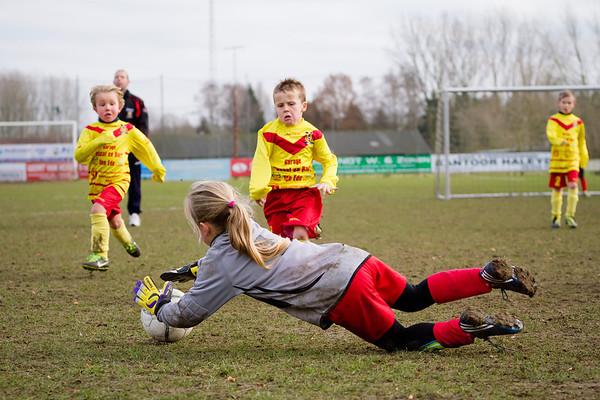 15/12/2013: FC Edeboys - Cercle Melle (non competition)