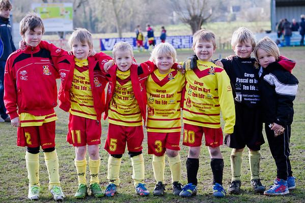 22/02/2014: KFC Edeboys - Overmere B