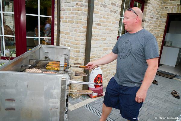 25/07/2014: BBQ KFC Edeboys U7
