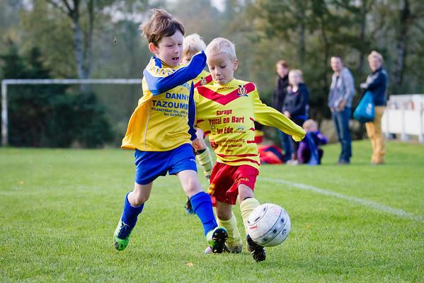 26/10/2013: FC Edeboys - Oudegem B
