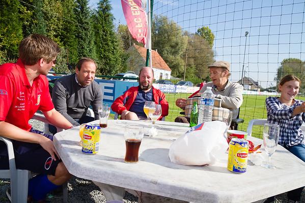 04/10/2014: KFC Edeboys jeugd Bestuur