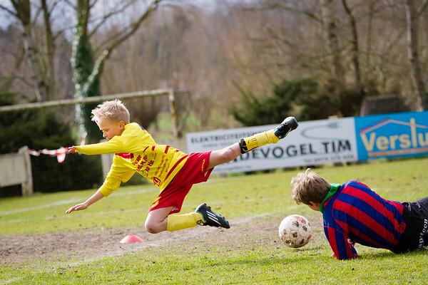 21/03/2015: KFC Edeboys - Heusden B