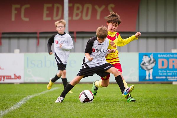 27/09/2014: KFC Edeboys - Windeke