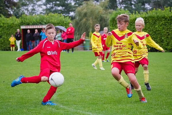 30/08/2014: Cercle Melle - KFC Edeboys