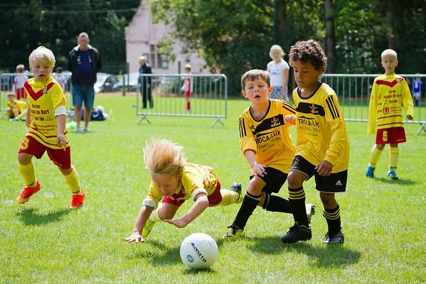 16/08/2014: Tornooi KFC Heusden